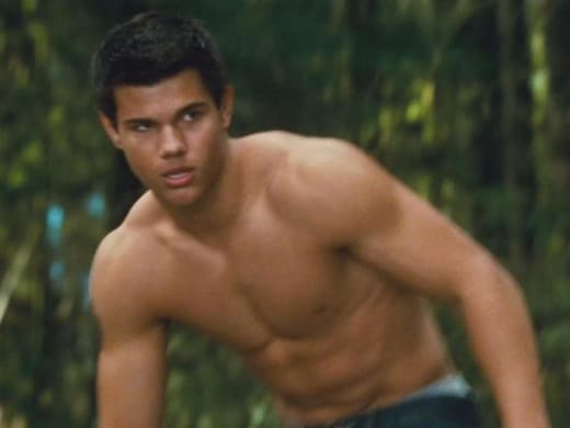 Jacob Black Topless
