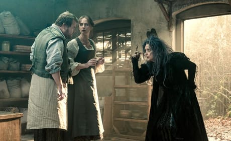 Into the Woods Meryl Streep Emily Blunt