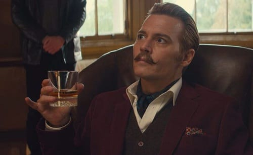 Mortdecai Johnny Depp Photo Still