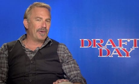 Draft Day Exclusive: Kevin Costner Interview