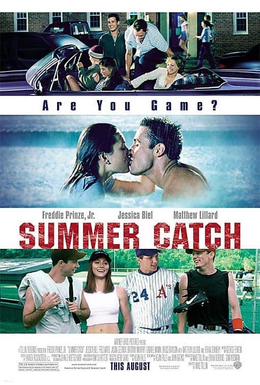 Summer Catch Poster
