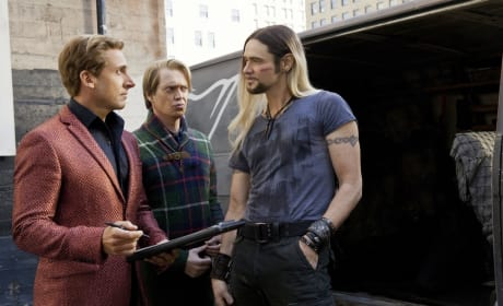 The Incredible Burt Wonderstone Steve Buscemi Steve Carell Jim Carrey
