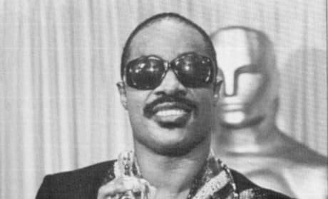 Stevie Wonder Wins Oscar
