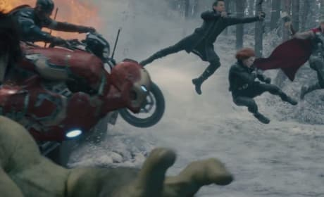 Avengers Age of Ultron Trailer: A Vision Revealed!