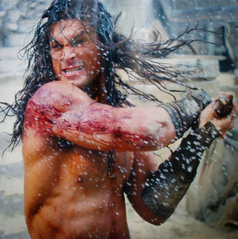 Conan in Action!