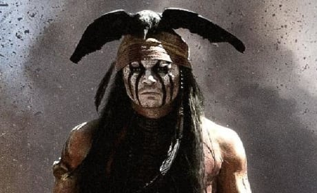Lone Ranger TV Spot: Good Men Must Wear Mask