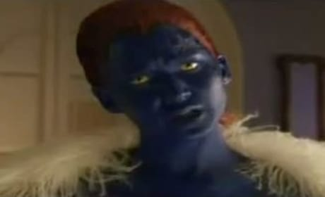 Jennifer Lawrence is Mystique