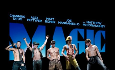 Magic Mike Poster: Where Are All the Shirts?