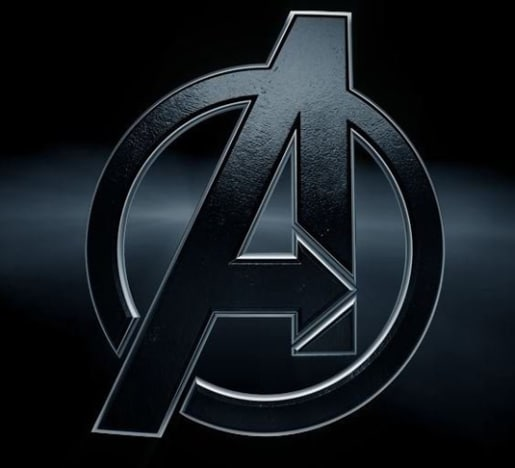 The Avengers Movie Logo