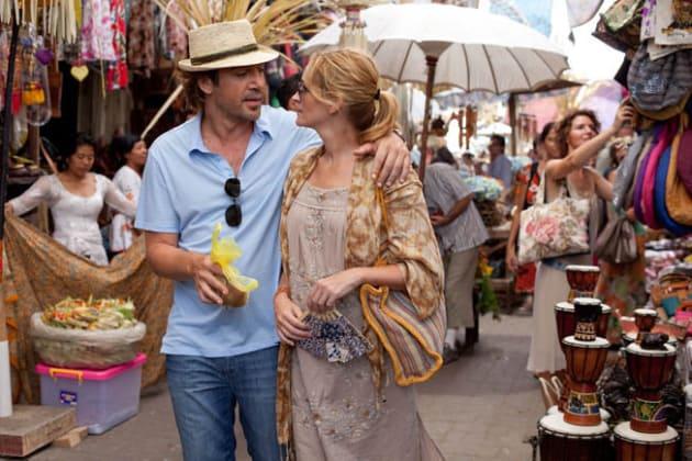 Elizabeth and Felipe on the Street