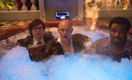 Hot Tub Time Machine 2 Rob Corddry Clark Duke Craig Robinson