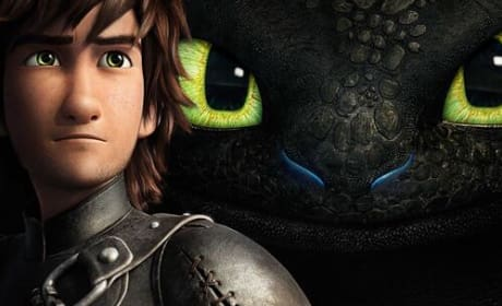 How to Train Your Dragon 2: First Poster Premieres