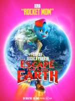 Escape From Planet Earth Kira Poster