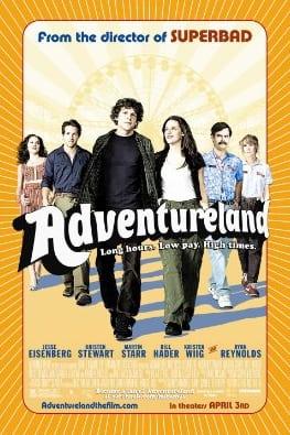 Adventureland Movie Poster