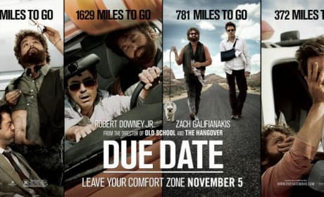 Due Date Panorama Poster