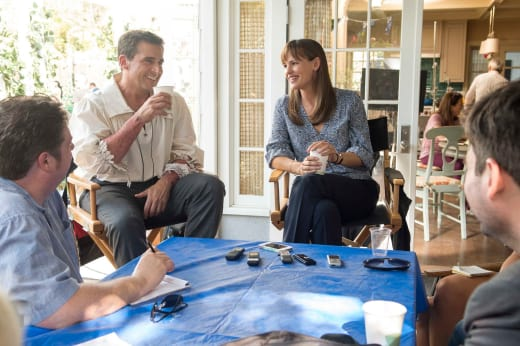Steve Carell Jennifer Garner Alexander and the Terrible, Horrible No Good, Very Bad Day
