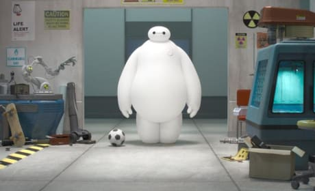 Big Hero 6 Robot