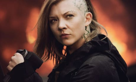 Mockingjay Part 1 Natalie Dormer