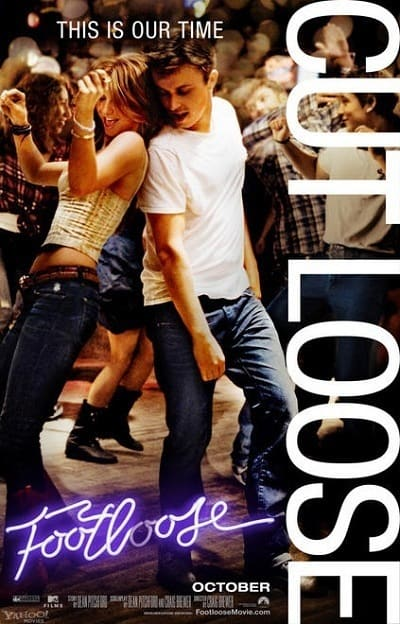 Julianne Hough in Footloose Poster