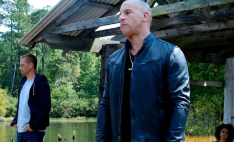 Fast and Furious 7: Vin Diesel Posts First Set Photo