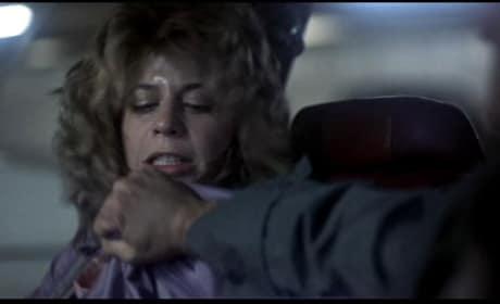Linda Hamilton Stars in The Terminator