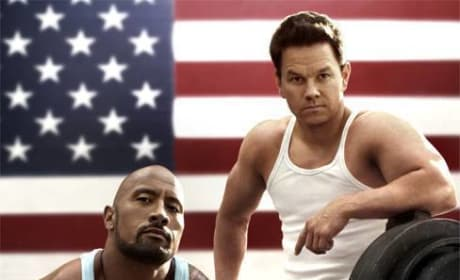 Pain and Gain, Two Others, Debut TV Spots During Championship Sunday