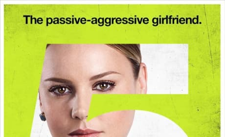 Abbie Cornish Seven Psychopaths Character Poster