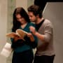 The English Teacher Lily Collins Michael Angarano