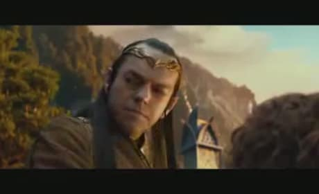 The Hobbit An Unexpected Journey: Deleted Scene from Extended Edition Blu-Ray Release
