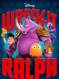 Wreck-It Ralph Neff Poster