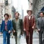 Will Ferrell Steve Carell Paul Rudd Anchorman 2