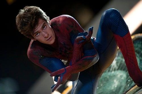 Andrew Garfield Stars as The Amazing Spider-Man