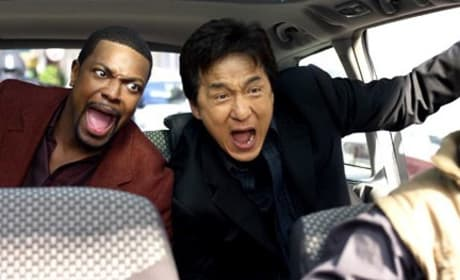 Jackie Chan and Chris Tucker: Together Again