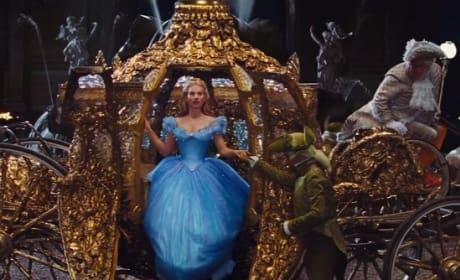 Cinderella at the Ball Photo