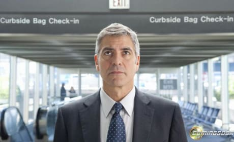 George Clooney is Up in the AIr
