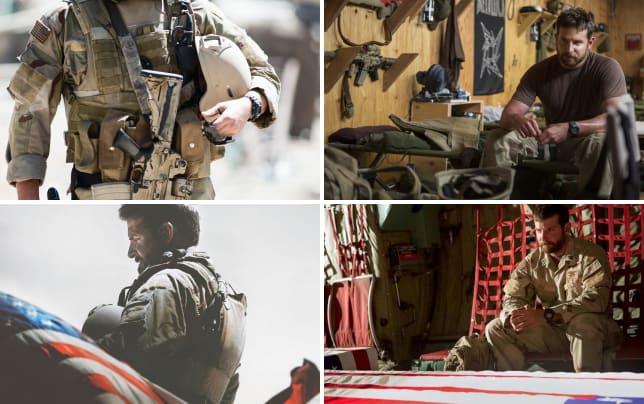 American sniper stars bradley cooper