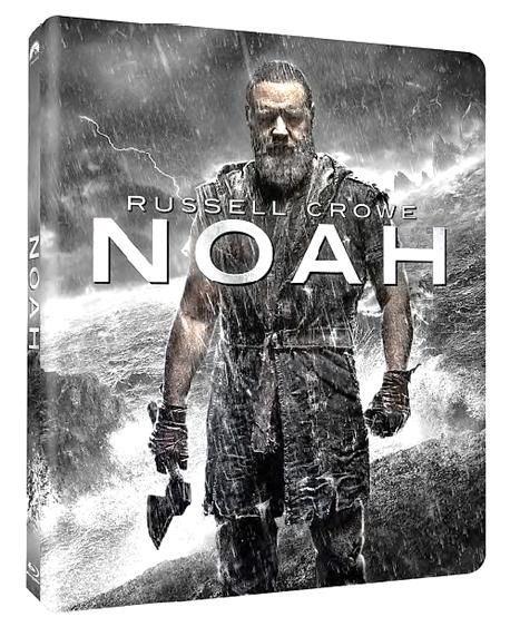 Noah Blu-Ray Steelbook