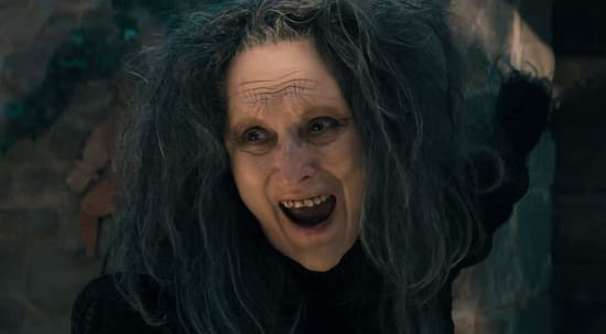 Into the Woods Meryl Streep Is The Witch