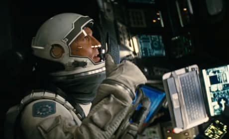 Matthew McConaughey Interstellar Photo Still