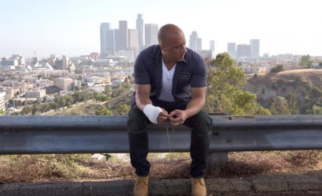 Vin Diesel Stars In Fast and Furious 7