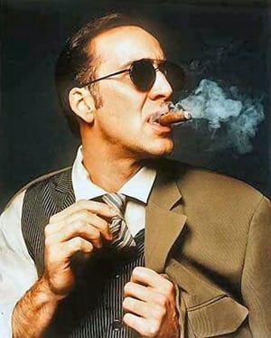 Nicolas Cage as Terrence McDonagh