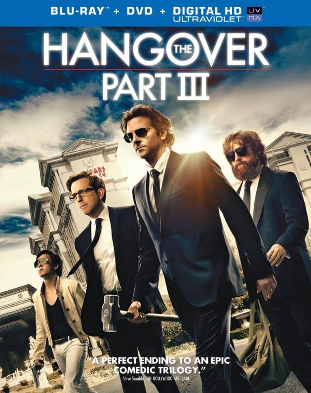 The Hangover Part III DVD