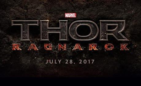 Thor: Ragnaror Logo