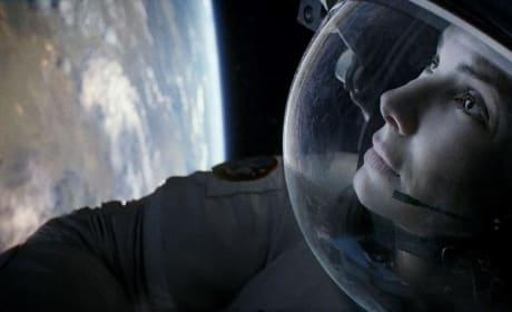 Gravity Star Sandra Bullock
