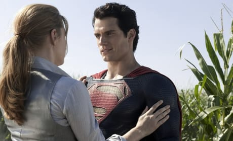 Man of Steel Amy Adams Henry Cavill