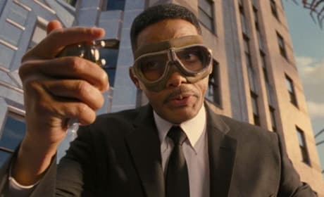 Men in Black 3 Clip: Will Smith
