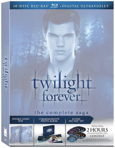 Twilight Forever DVD Set