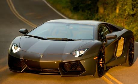 Transformers 4 Gets a New Car: Lamborghini Aventador