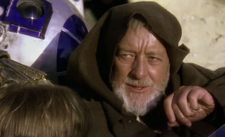 Star Wars Alec Guinness