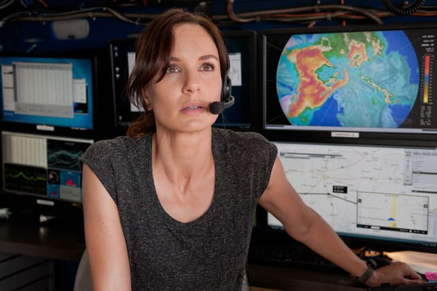 Sarah Wayne Callies Into the Storm